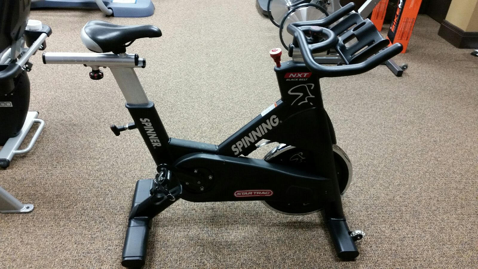 Spin Bikes For Sale >> Used Star Trac Nxt Spin Bikes