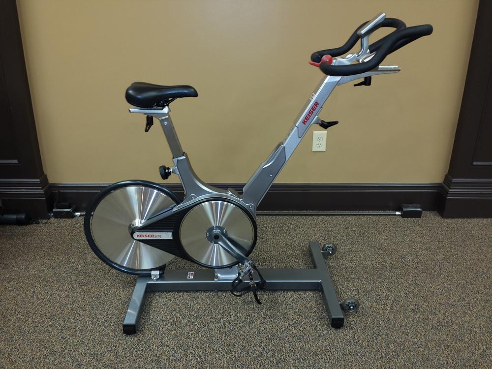 Treadmill Medic - Used Keiser M3+ Indoor Cycle Bikes