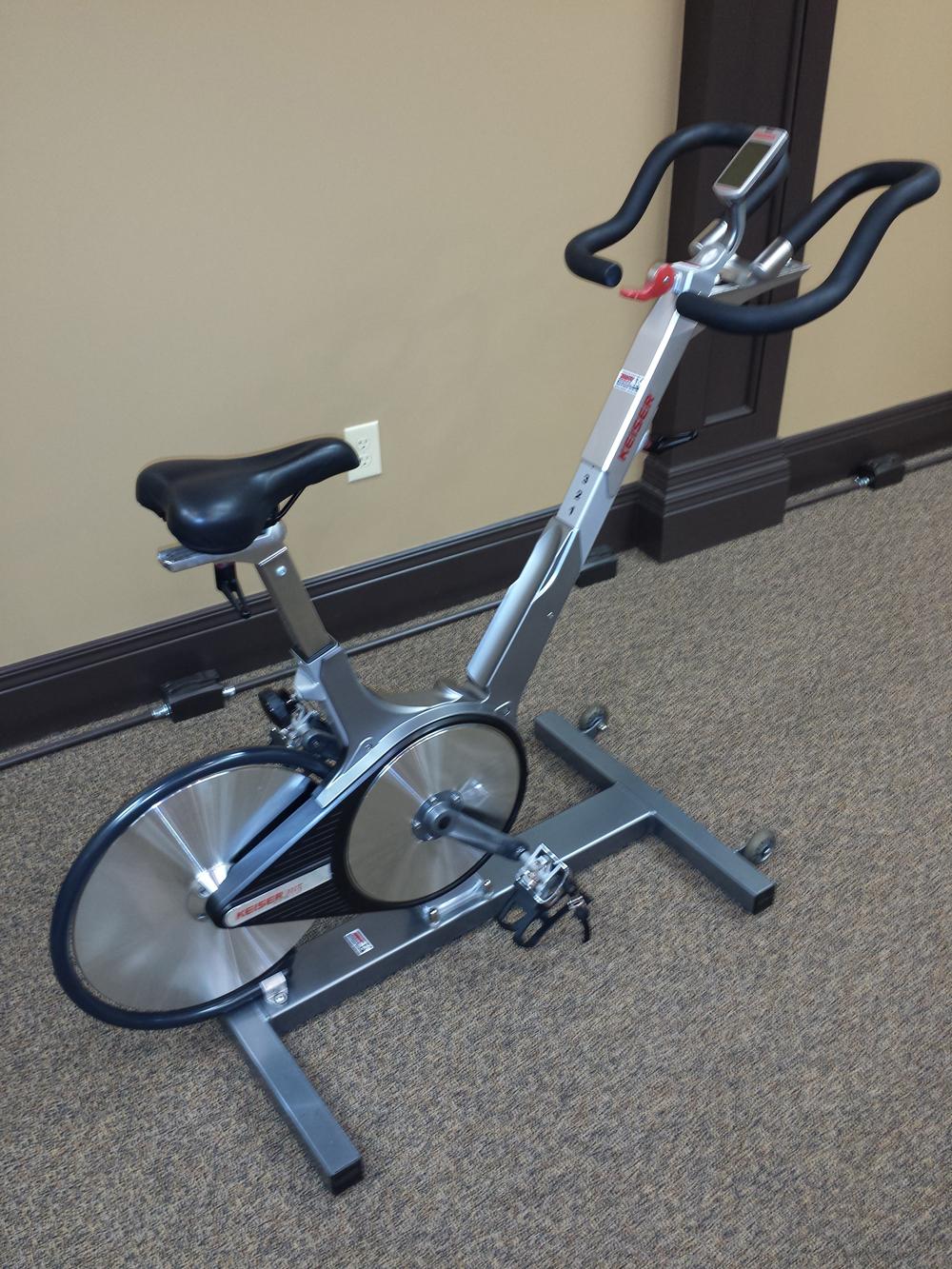 Treadmill Medic Used Keiser M3 Indoor Cycle Bikes
